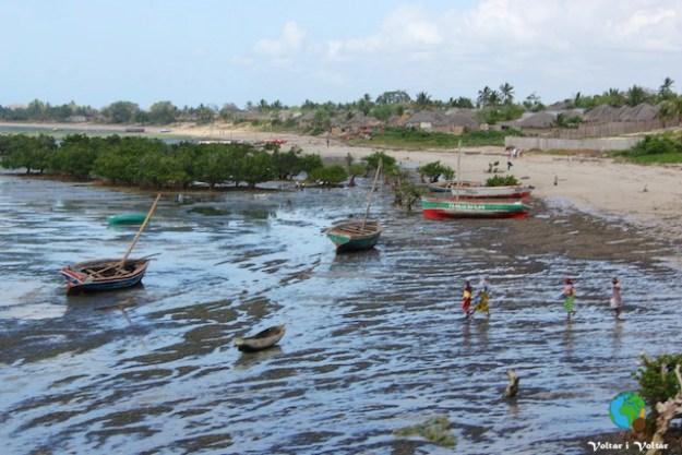 Ilha de Moçambic 7-imp