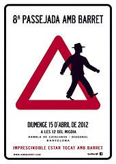 passejada amb barret 2012