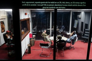 Hate radio - foto de Josep Aznar 7