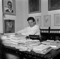 Pasolini al seu pis de Monteverde Nouvo, via Fontelana, 86 - 2