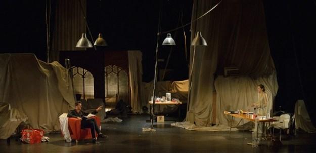 Venus in Fur - foto de la web teatre Goya 5