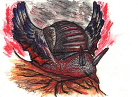 Cargol dimoni