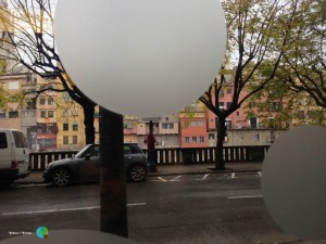 BUBBLES restaurant - Girona 11-imp