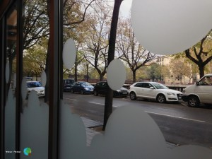 BUBBLES restaurant - Girona 9-imp