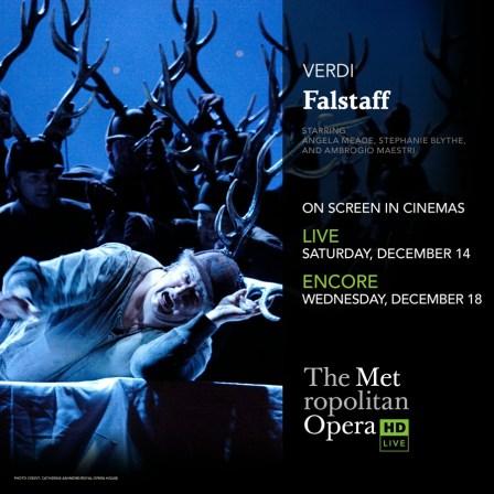 Cartell Falstaff MET