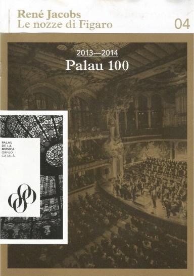 Rene Jacobs - Palau de la Musica (1)