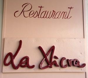 Garoinada - Restaurant LA XICRA 6