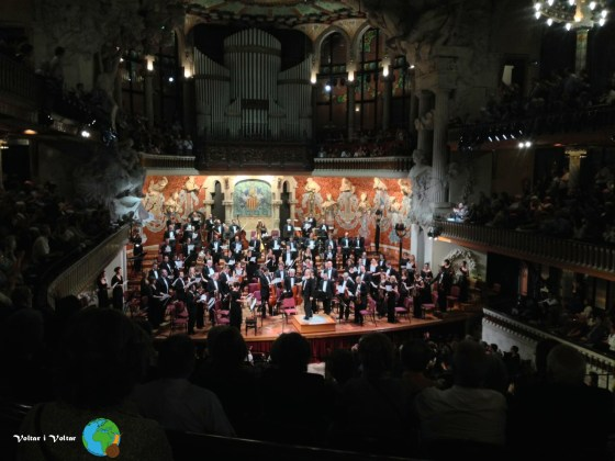 Budapest Festival Orchestra - Palau100 3-imp