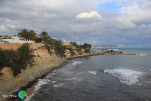 Cales costa Cap Nao 30