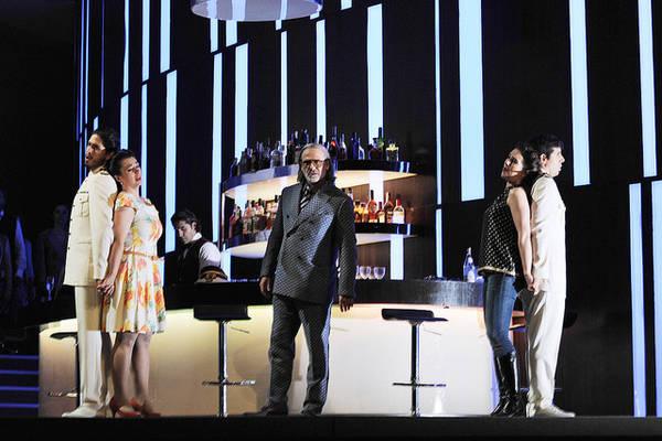 Cosi Fan Tutte - Liceu - Foto de A. Bofill