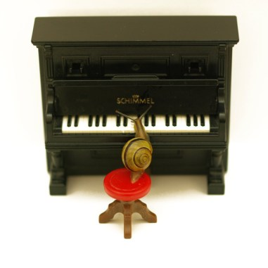 cargol al piano