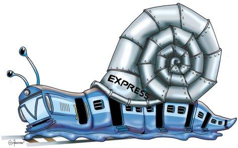Tren de Cargol