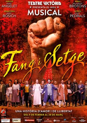 Fang i Setge - Teatre Victoria
