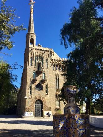Exteriors torre Bellesguard 2 - 1