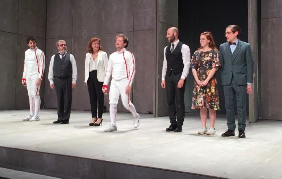HAMLET - Teatre Lliure - 1