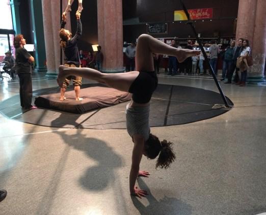 Centre de les Arts del Circ Rogelio Rivel - Mercat de les Flors - 3