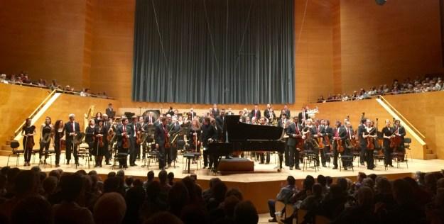 Concert de l'OBC - GERSHWIN - l'Auditori - 1