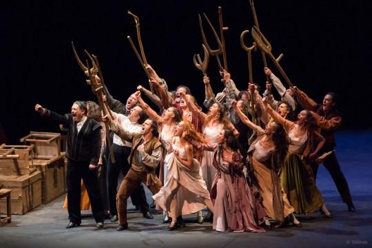 Fuenteovejuna - Teatre Victora 6