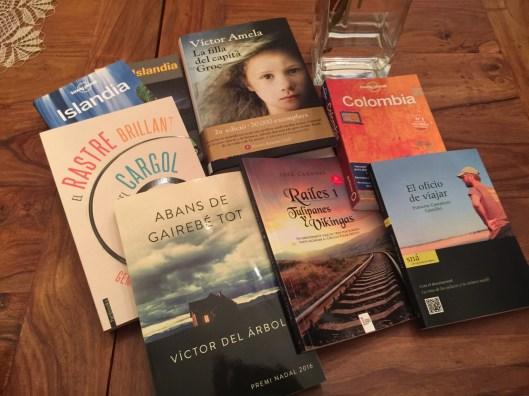 SANT JORDI 2016 - Cacera de llibres - 1