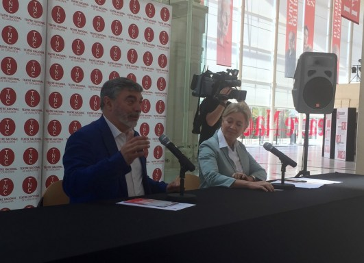 Roda de Premsa TNC - presentacio temporada 16-17 - 2