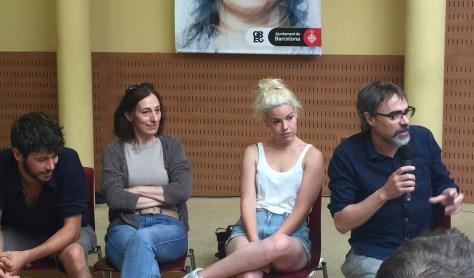 Jaume Madaula - Teresa Vallicrosa - Georgina Latre i Davi Plana - 1