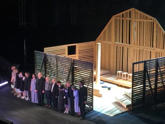 Les bruixes de Salem - Teatre Grec - Voltar i Voltar - 1
