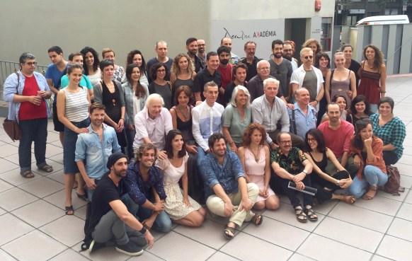 Teatre Akadèmia - presentació temporada 16-17 - Voltar i Voltar - 1