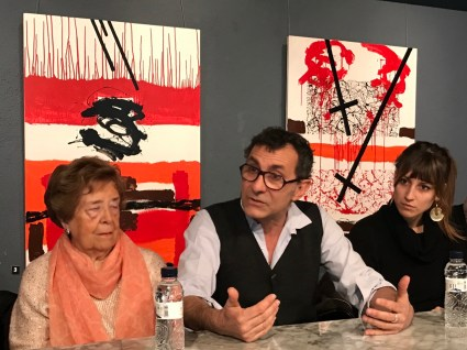 DELA RECUERDOS XXX - Roda de premsa - Teatre Lliurte - Voltar i Voltar - 3