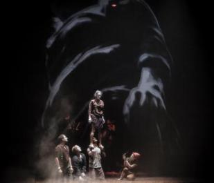 DARAL SHAGA - Teatre Lliure 1