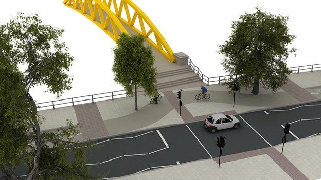 bristol cycle lane plan