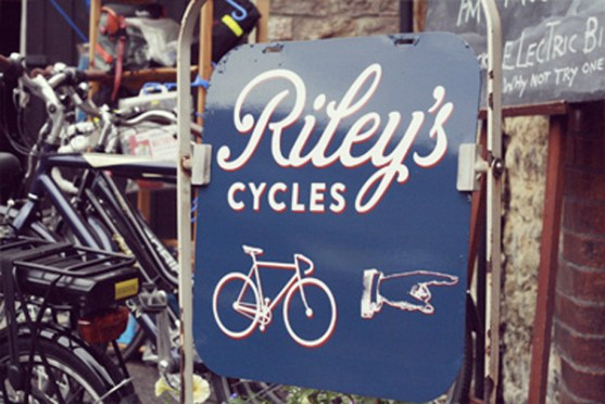 rileys cycles in Dorset e-bike dealer