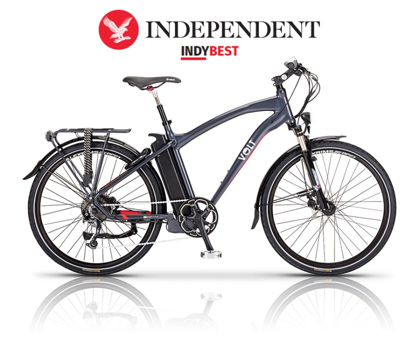 The Independent IndyBest list features the VOLT Pulse