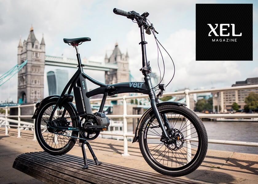 Volt Axis XEL Magazine Review
