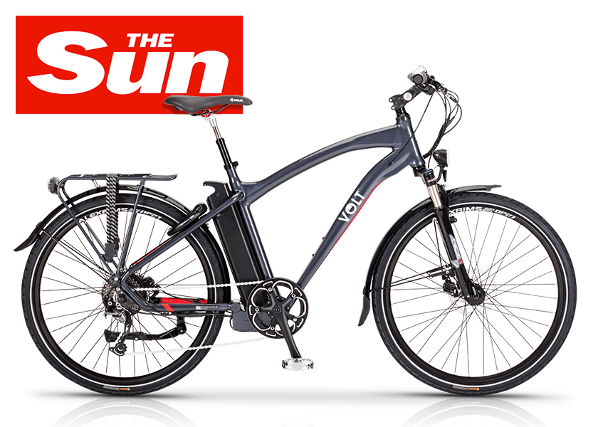 Volt Pulse Best Hybrid Electric Bike for The Sun