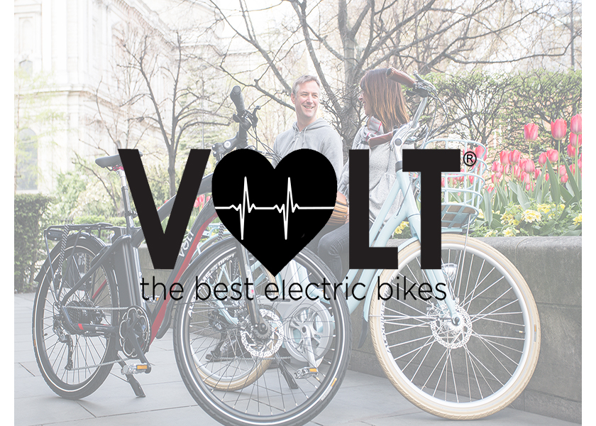 Electric Bikes by Volt | UK Electric Bike Specialist