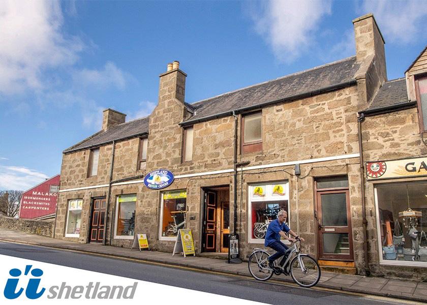 Shetland Bike Project - Pedal to Success