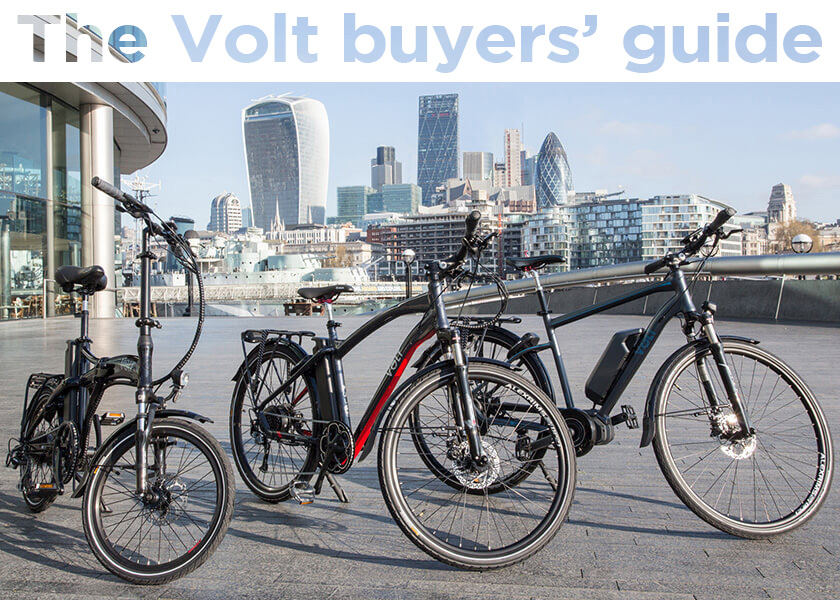 Volt ebike buyer's guide