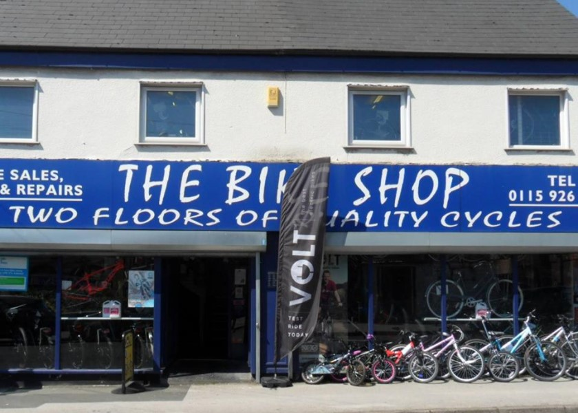 The Bike Shop Nottingham