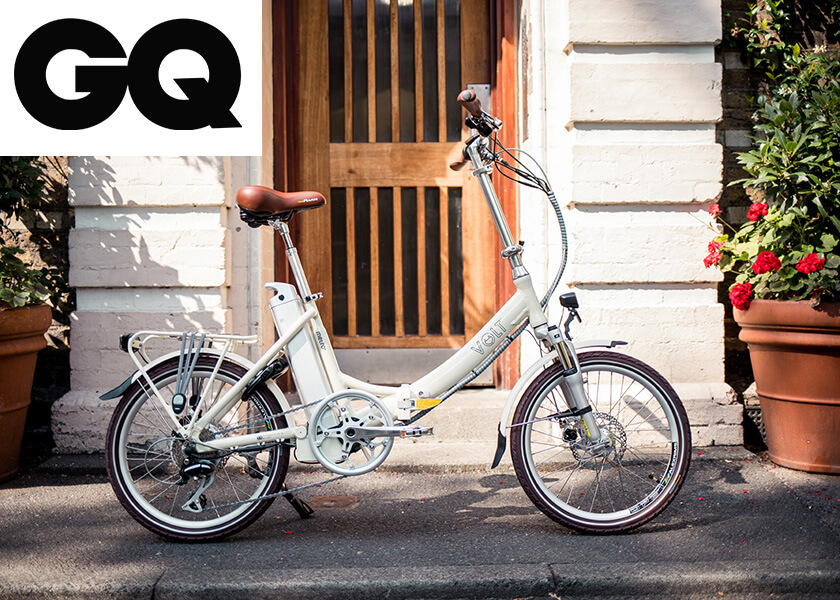 GQ Magazine Recommends the Metro LS to Gym Lovers
