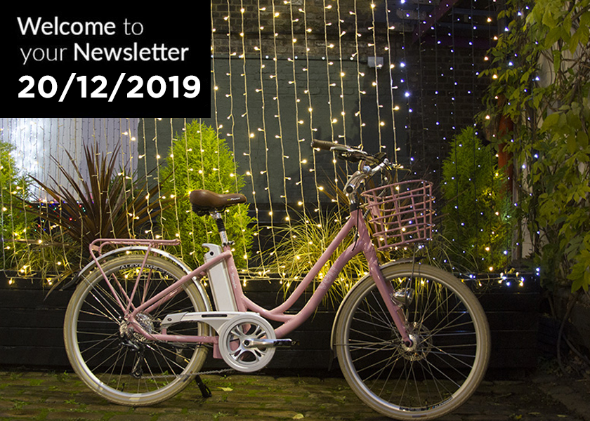 December Newsleter Volt Bikes