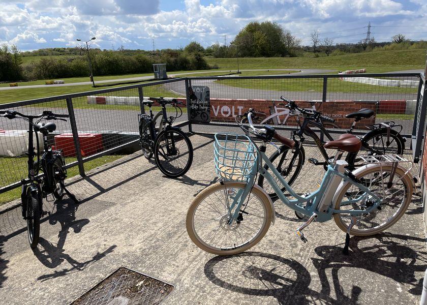 Sutton Circuit Bikes and Volt Pulse