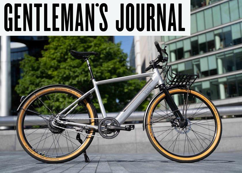 Sleek New E-Bike Makes Gentleman's Journal Wishlist