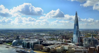 Bridget looks at how technology shapes the capital