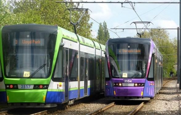 Croydon Trams