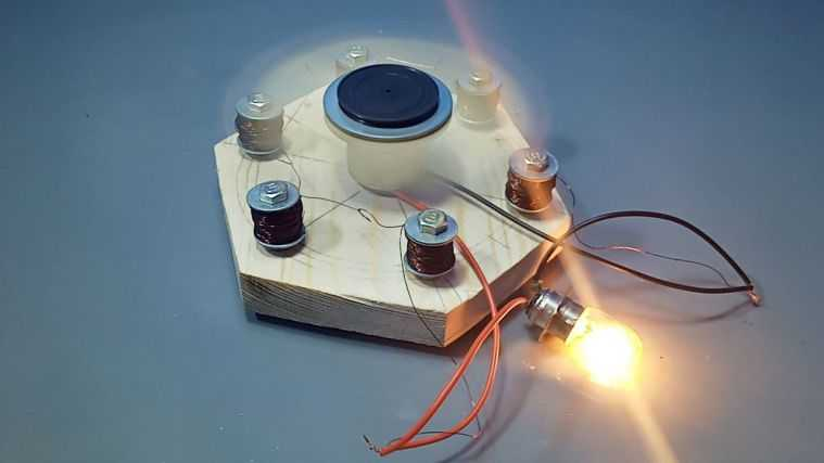 Magneter Electric Generator.