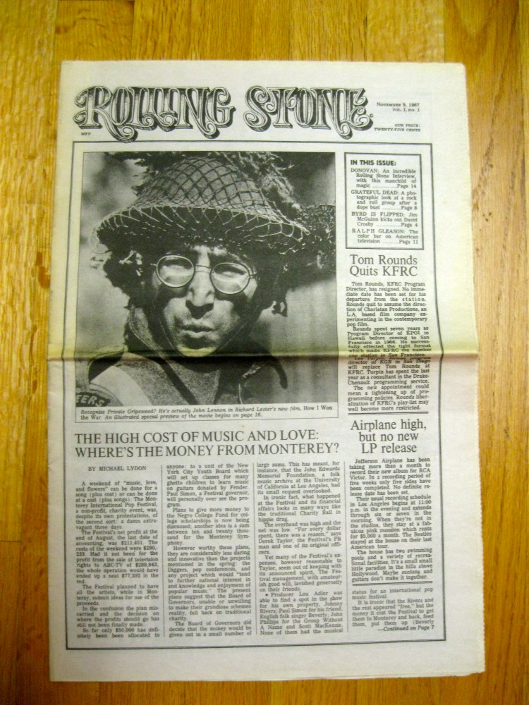 My Collection Of Rolling Stones: 2011 (3/3)