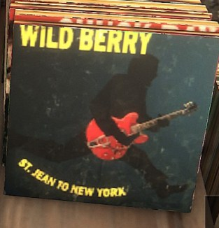 Wild Berry - St. Jean to New York