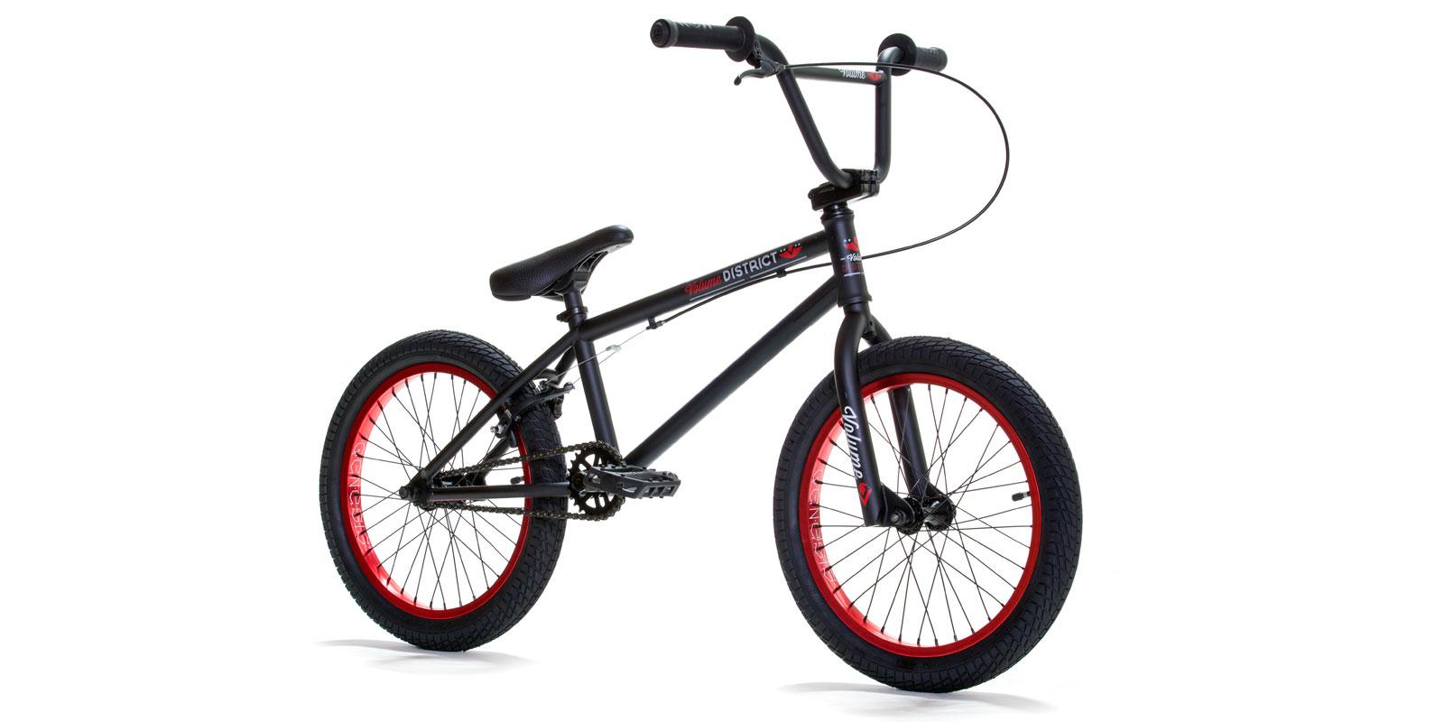 District 18 Volume Bikes