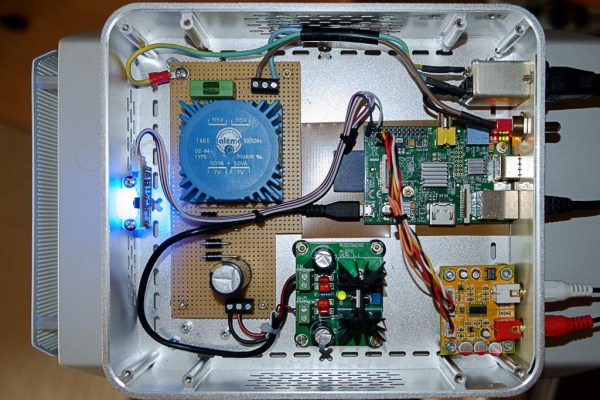 Amazing DIY Raspberry Pi audio player with Volumio