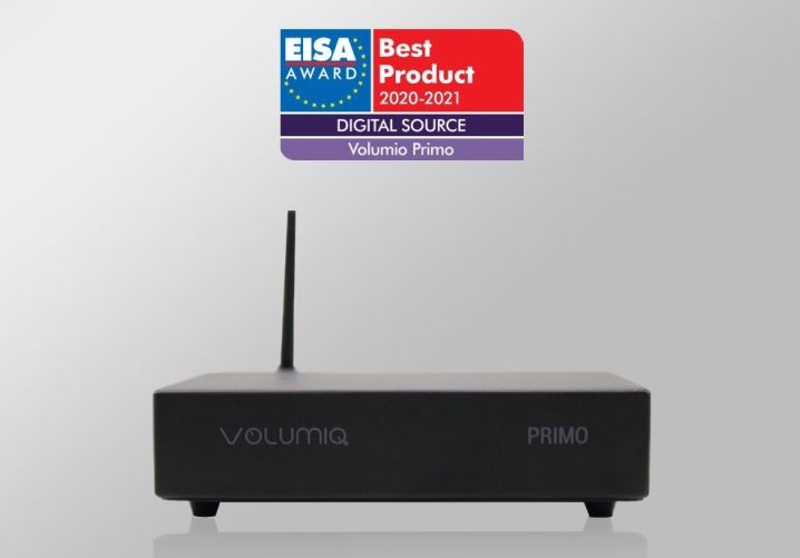 Volumio-Primo-EISA-Digital-Source-Award
